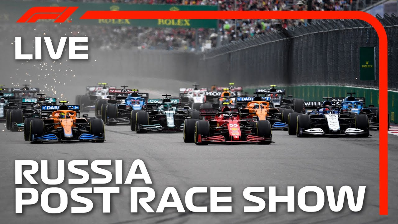Download F1 LIVE: Russian Grand Prix Post-Race Show