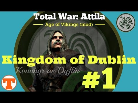 Age of Vikings: Kingdom of Dublin #1  (mod)