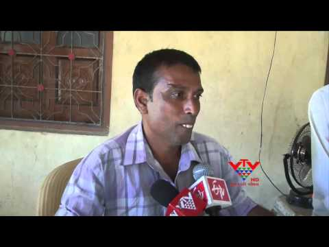 VTV - SOUTH AFRICA TRAPPED 40 GUJARATI RETURNED TO THE HOMELAND - VAPI