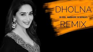 Dholna - Dil To Pagal Hai (Remix) DJ Zoya, Harsh GFX & DJ Skybeats