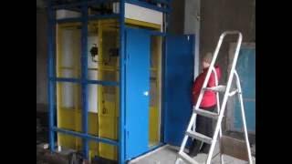 Грузовой подъемник - достойная замена дорогостоящему лифту(, 2013-12-15T06:30:55.000Z)