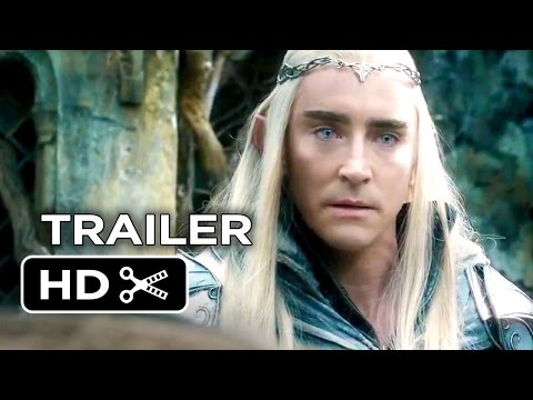 The Hobbit: The Battle of the Five Armies Official Trailer #1 (2014) - Peter Jackson Movie HD thumbnail