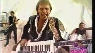 Gary Wright   Heartbeat (1981)-clipe original