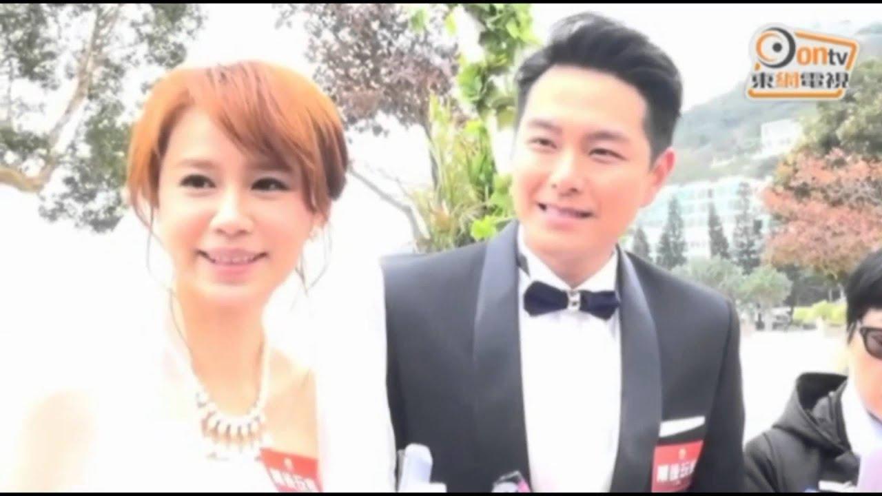 [綜合]黃翠如 蕭正楠接受香港傳媒訪問–花絮ws - YouTube