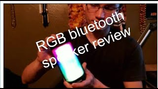 Naxa bluetooth speaker review