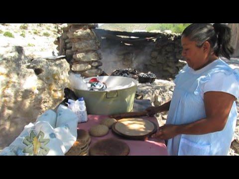 Reportajes de Alvarado - Gorditas de trigo, Iturbide, N.L.