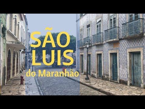 O que fazer em SÃO LUIS do Maranhão 💙