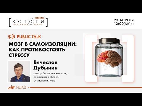 КАК ПРОТИВОСТОЯТЬ СТРЕССУ I Публичное интервью с Вячеславом Дубыниным