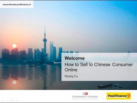Webinar: e-Commerce in China als Chance