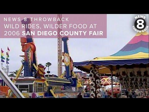 Wild Rides, Wilder Food At The San Diego County Fair In 2006