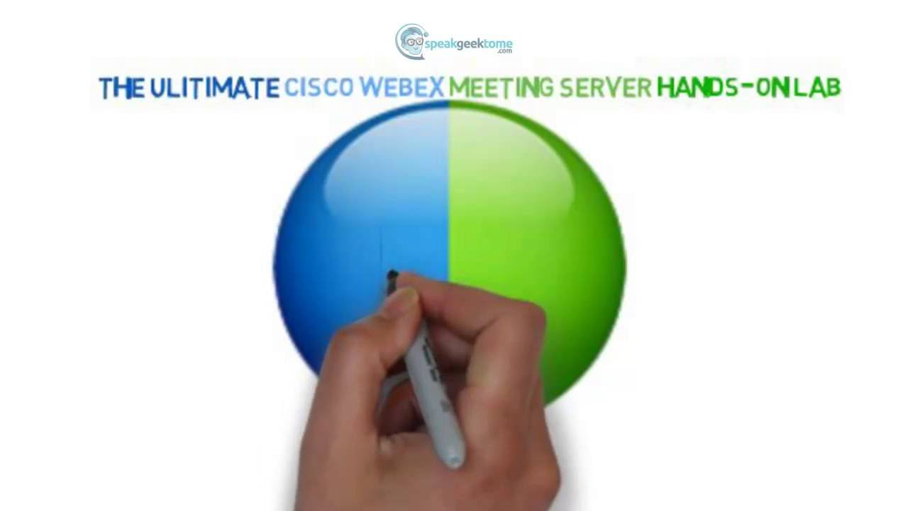 Cisco WebEx Meeting Server Hands On Deployment Lab Pt 1 of 3 HD