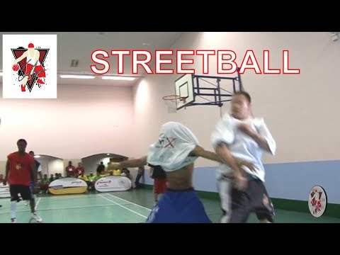 CONMAN STREETBALL EXTREME MIX WITH INSANE NEVER SEEN MOVES
