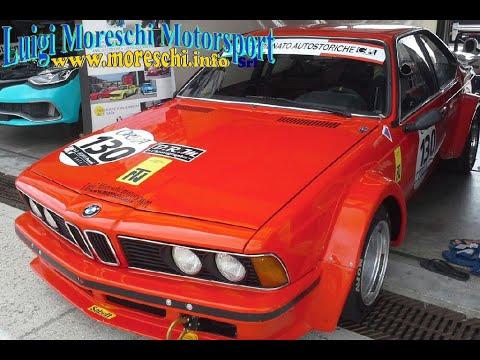 BMW 635 Gr2 cameracar al Mugello