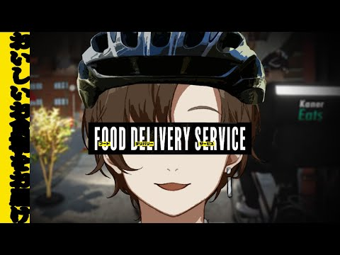 フードデリバリーサービス | お届けします~!!!色々と。【にじさんじ/叶】