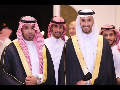 حفل زواج المهندس /أحمد بن عامر أحمد آل العلاء الشهري - الجزء الاول - الاستقبال - عدسة موسى الشهري