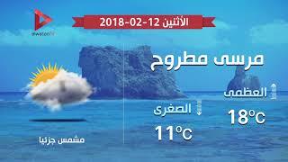 أمطار على القاهرة وطقس معتدل على الوجه البحري اليوم