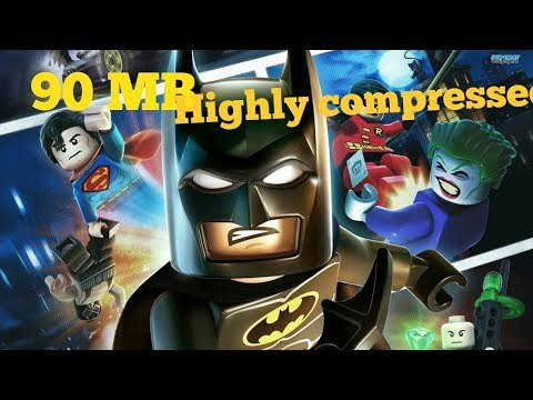 How To Download Lego Batman Highly Compressed 90 Mb