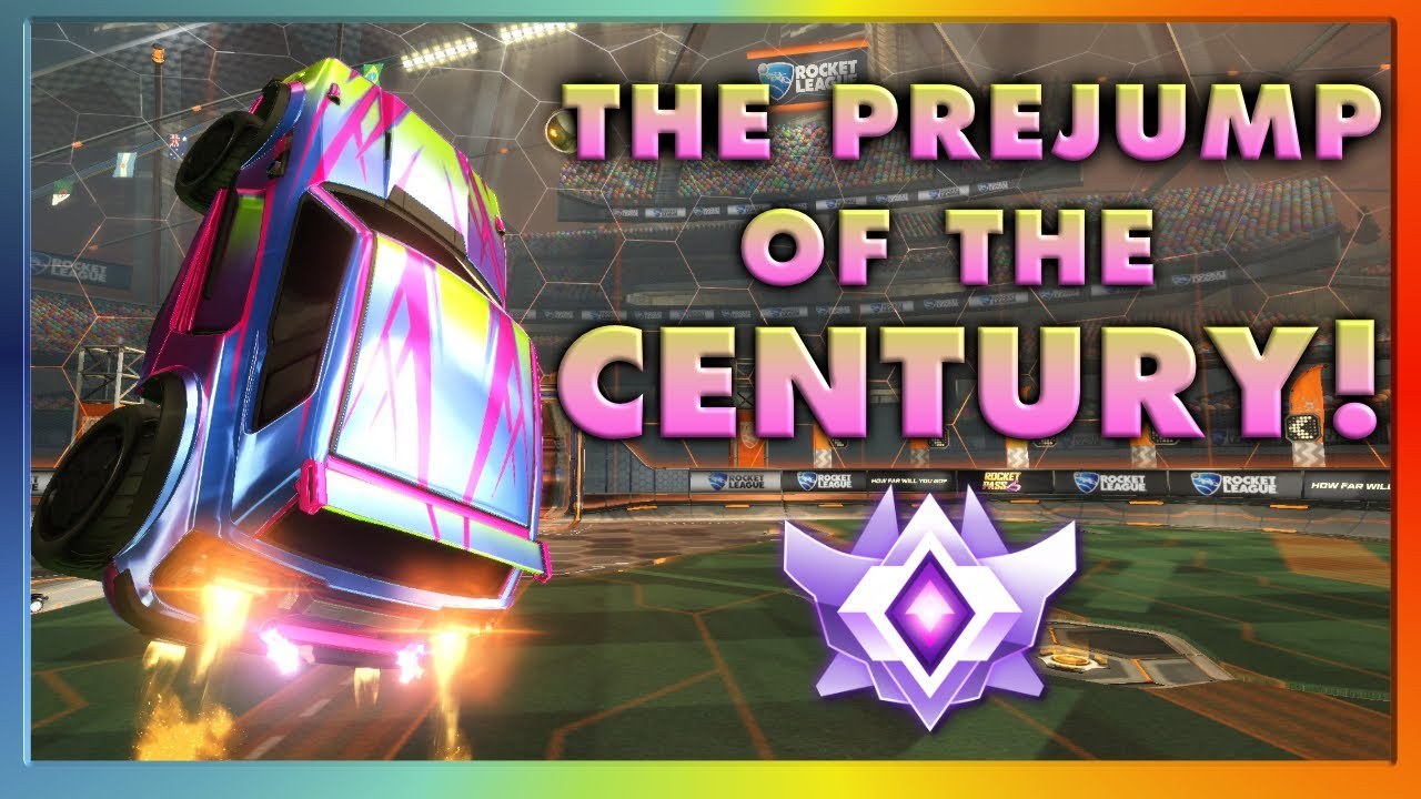 The Prejump Of The Century! | Super INTENSE Overtime With MUSTY & GARRETTG | GRAND CHAMPION 3V3