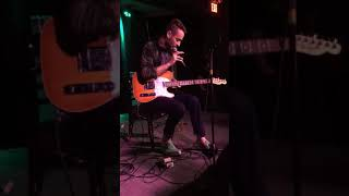 Good Deeds / Where Do I Begin? / Vivid Dreams - Owen (Live at Monarch Tavern - Toronto)