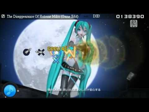 [ Project Diva for PC ] : The disappearance of Hatsune Miku ( Reupload ) - HD + Download