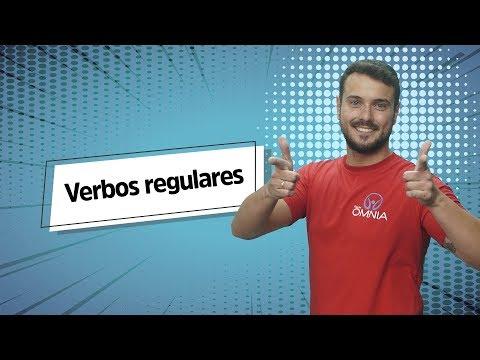 Verbos Regulares - Brasil Escola