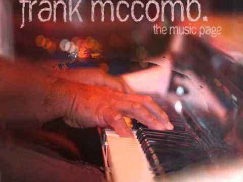 Frank McComb   I'd Be A Fool