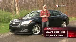 Chevrolet Malibu ECO 2013 Videos