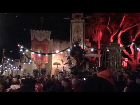 Manifestazzjoni b'San Pawl Nawfragu: Festa San Pawl Valletta 2019