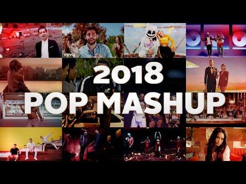 Sergi B - 2018 Pop Mashup (Rewind) [Dua Lipa, Ariana Grande, Ozuna, Marshmello, Cardi B, and more] Mp3