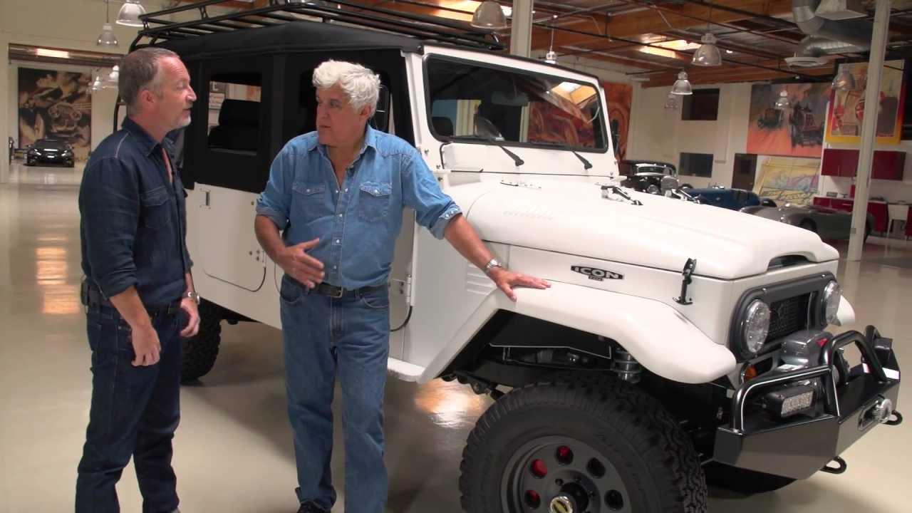 ICON FJ44  Jay Leno's Garage  YouTube