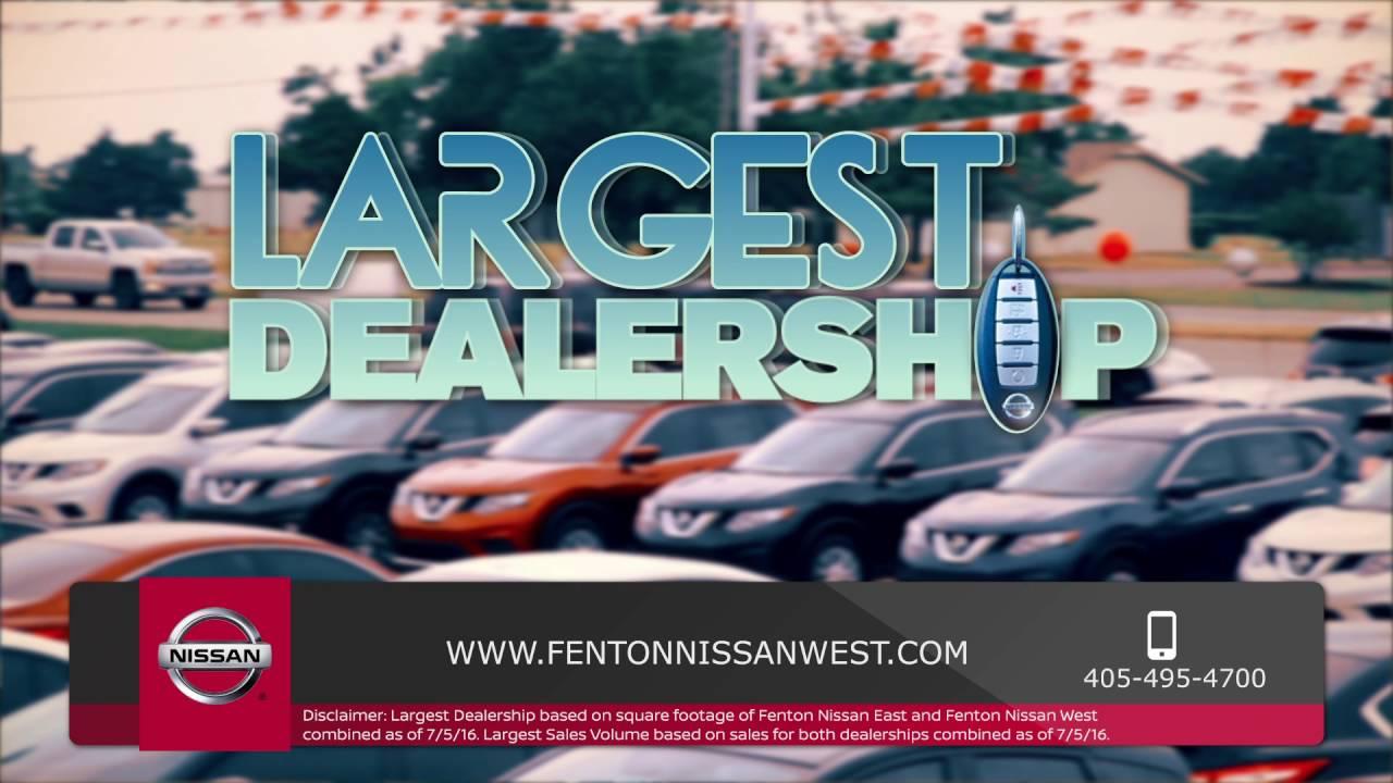 Fenton Nissan East >> July Sale At Fenton Nissan West Youtube
