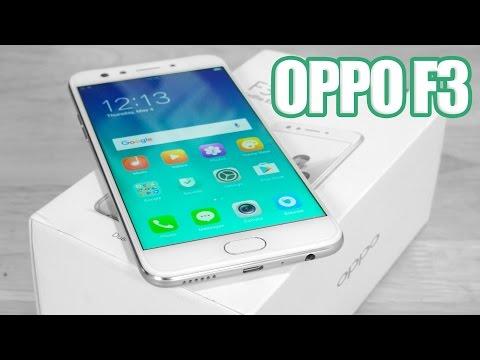 OPPO F3 (Dual Selfie Camera | Mediatek 6750T) - Unboxing & Hands On!