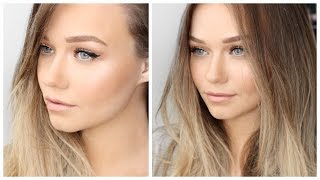 One of Michelle Crossan's most viewed videos: Natural, Bronzed, Glowing Makeup for Spring W/ Flawless Foundation | Victoria's Secret Inspired