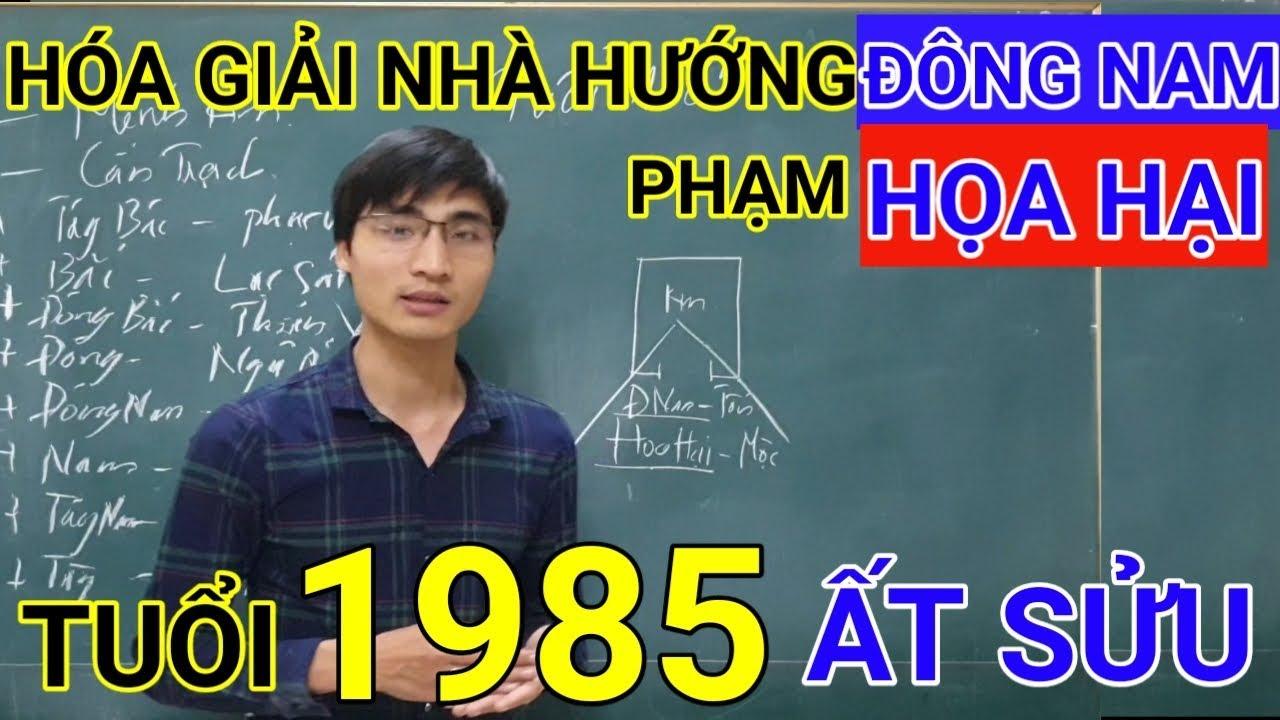 Tuổi Ất Sửu 1985 Nhà Hướng Đông Nam   Hóa Giải Hướng Nhà Phạm Họa Hại Cho Tuoi At Suu 1985