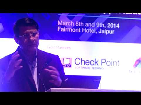The CSO's role in 2014 15 Felix Mohan, Former CISO, Bharti Airtel