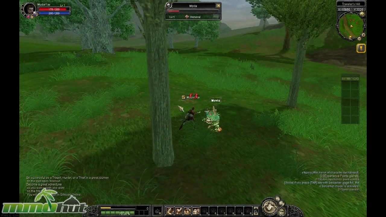 Silkroad Online Gameplay - First Look HD - YouTube