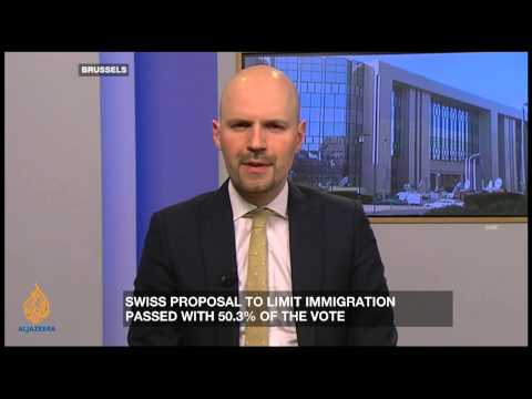 Inside Story - Squeezing out Switzerland's immigrants