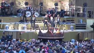 Robbie Williams - Not Like The Others - Live Dublin 2013