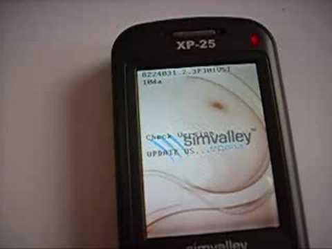 Simvalley XP-25 - Update 6.0 - 6.1 - Teil 1