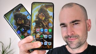 Honor 20 Pro vs Huawei P30 Pro | Side-by-side comparison