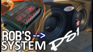 PSI Recones & Passive Crossovers | Subwoofer FLEX & Installing Rob's Component Car Audio Speakers