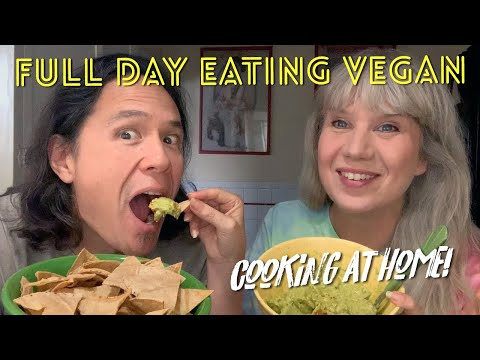 full-day-eating-vegan:-airfryer-test,-cookbook-recipes,-workout-+-more