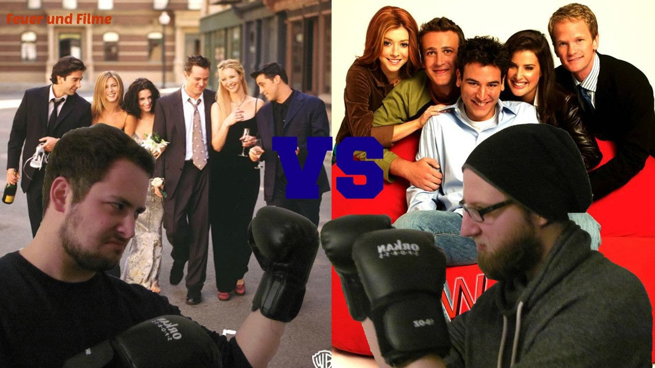 Friends Or How I Met Your Mother Yahoo : Friends vs how i met your mother was ist die bessere