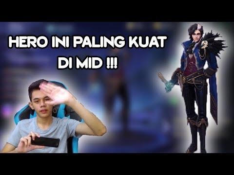 HERO INI PALING KUAT DI MID LANE !!! - MOBILE LEGENDS INDONESIA