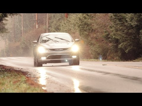 2016 Chrysler 200C Test Drive and Review - AutoNation