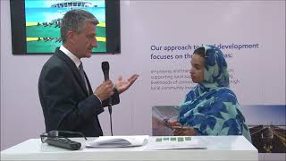 (French) Interview with Bernard Piales, Lead Country Manager, ExxonMobil Mauritania