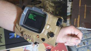 Обзор и распаковка редкого коллекционного издания Fallout 4 Pip-Boy Edition
