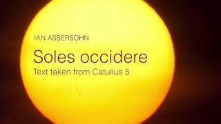 Soles occidere