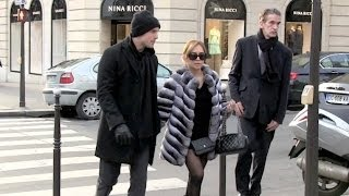 We saw Japanese pop star Ayumi Hamasaki and new American boyfriend ...