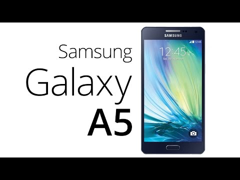 Samsung Galaxy A5 (recenze)